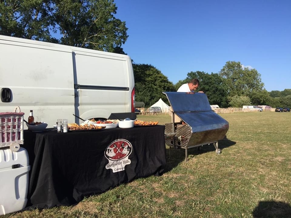 Mobile Catering Services