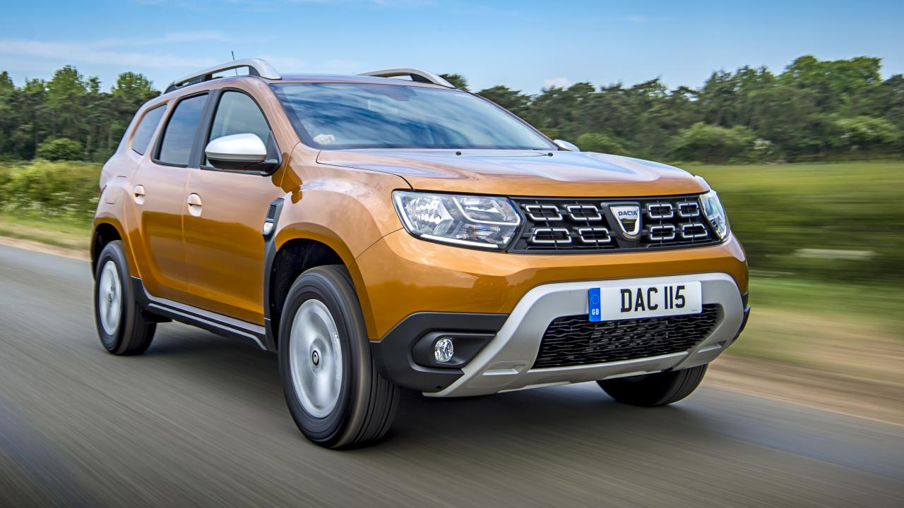 Renault Duster car