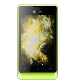 Intex Turbo 3.5 is economically priced at approximately Rs. 2990
