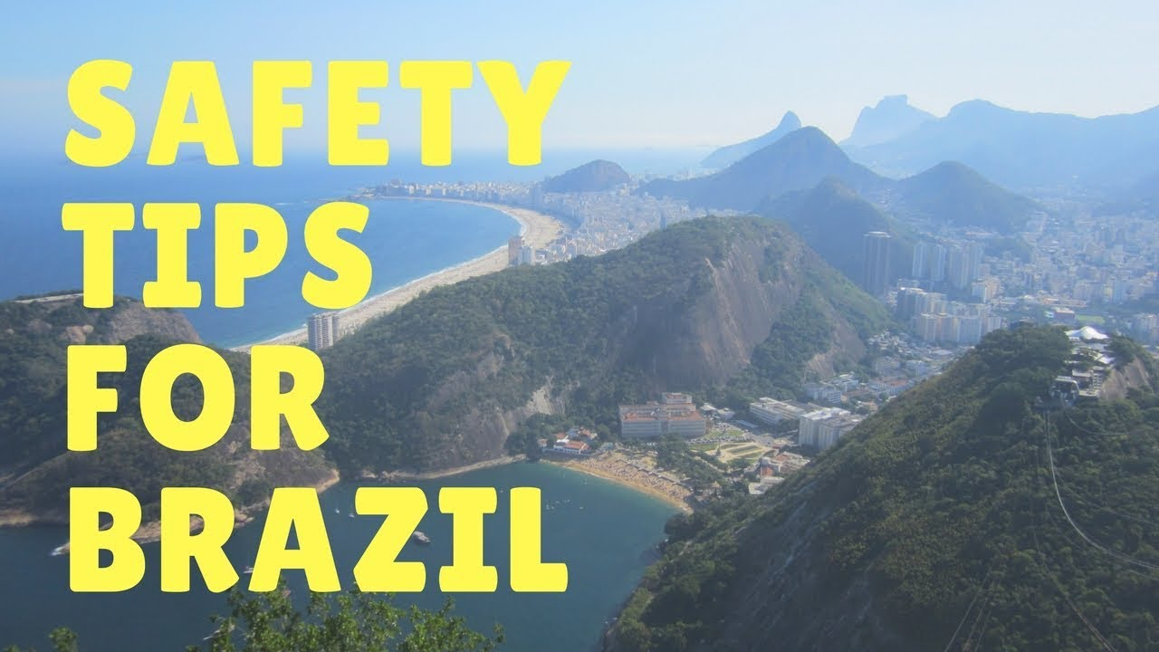 Stay Safe In Brazil