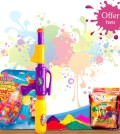 Holi offers gifts