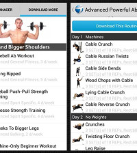 Top 5 IPhone Muscle Building Apps