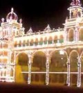 Good restaurants near Mysore palace