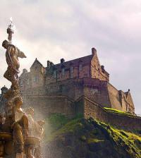 landmarks in edinburgh