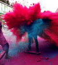 Holi in Bangalore