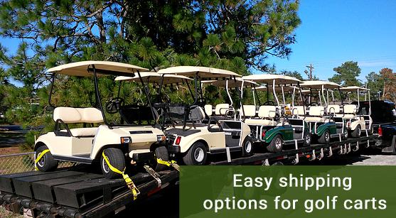 golf-cart-towing