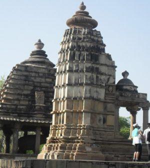 Erotic Sculptures of Khajuraho