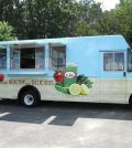 food van and food trailer