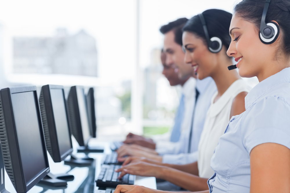 Professionals In Call Centers