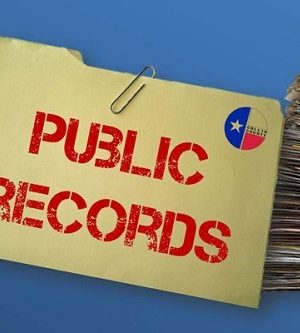 Public Arrest Records
