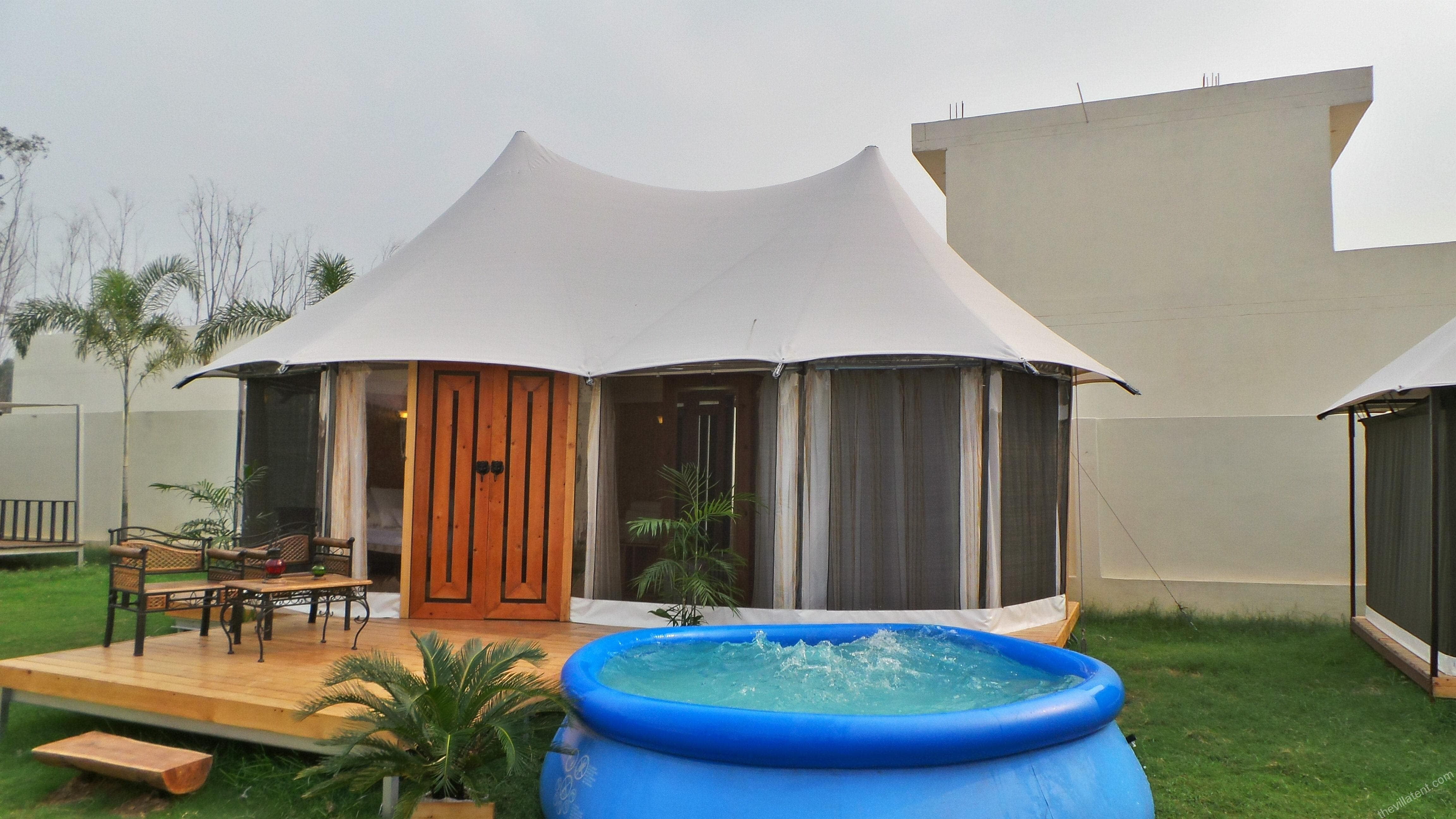 party tent manufacturer in India