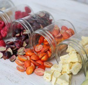 Emergency food supply nutrition