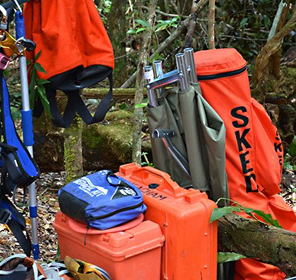 Jungle Safety and First Aid