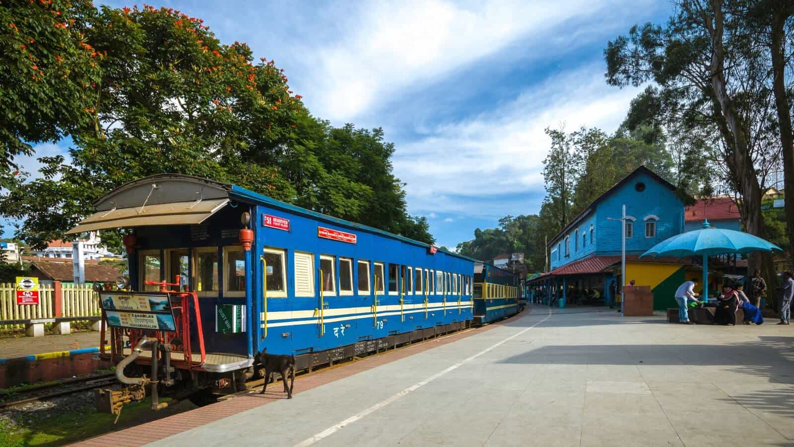 Ooty railway station