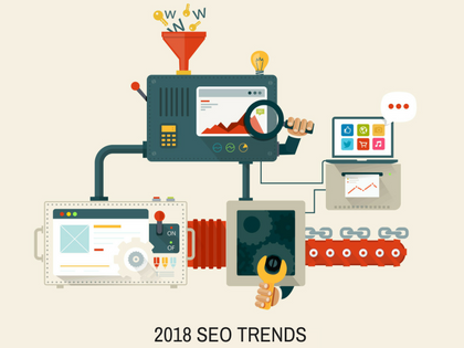 SEO Trends to Look for in 2018