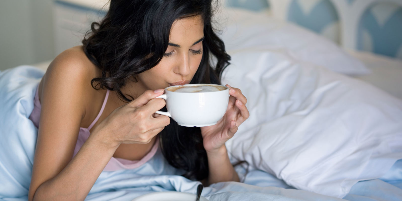 drink coffee have a lower risk of premature death