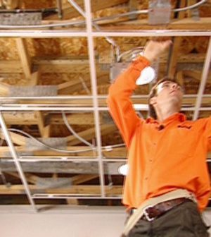 Installation of Suspended Ceiling