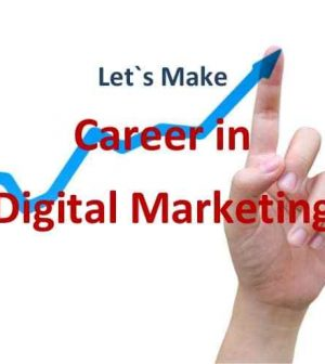 career in digital marketing