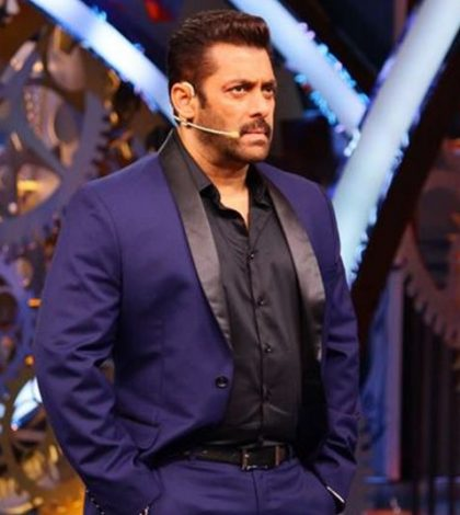 Bollywood Superstar Salman khan is Coming To Rule The Wed Series Too
