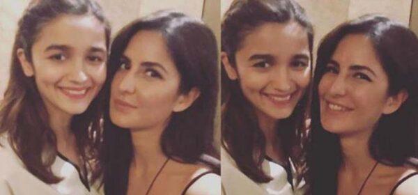 Katrina Kaif and Alia Bhatt