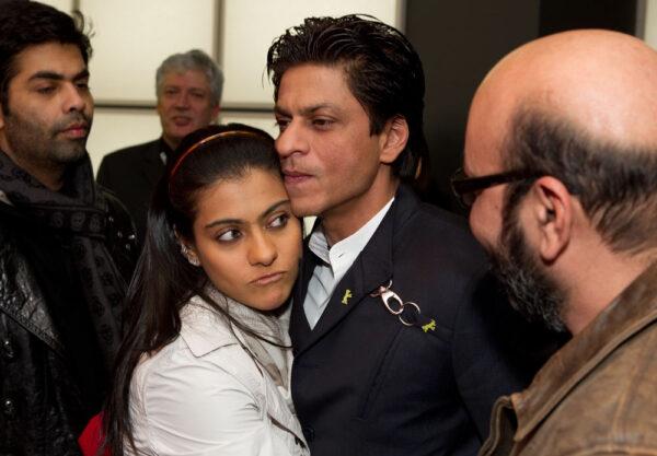 Shahrukh Khan and kajol Devgon
