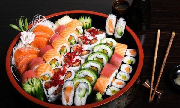 Hog on Sushi