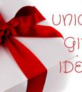 unique gifts ideas