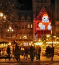 Christmas events in Manchester