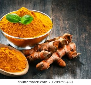 Body After Thirty Days of Using Turmeric