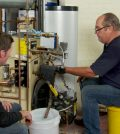 Gas Water Heater to Warm Your House