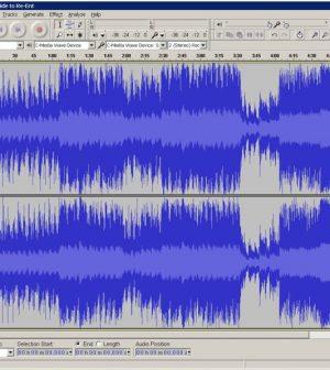 convert WAV to MP3