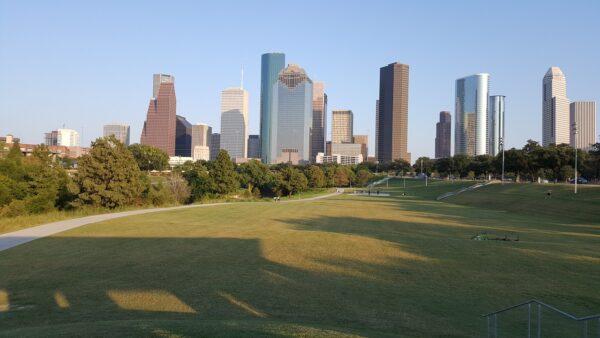 houston-downtown-city-texas-park