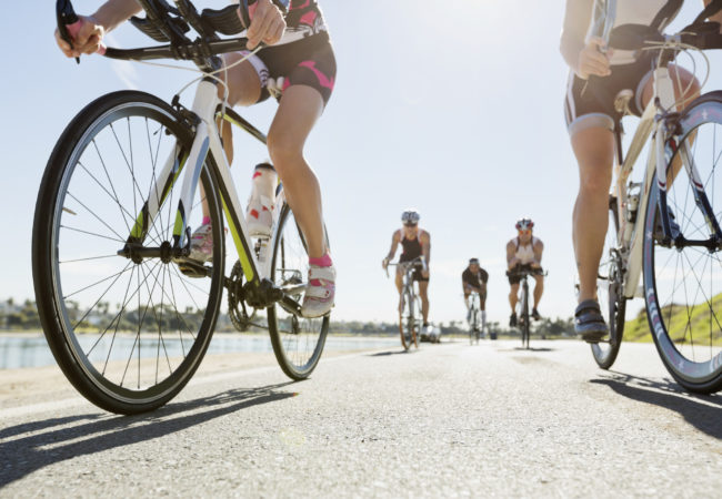 Tips for Riding Your Bike in Extreme Heat