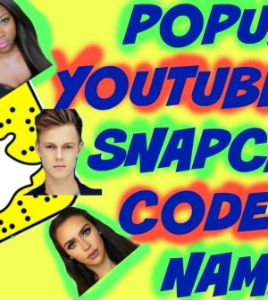 Youtubers Snapchat