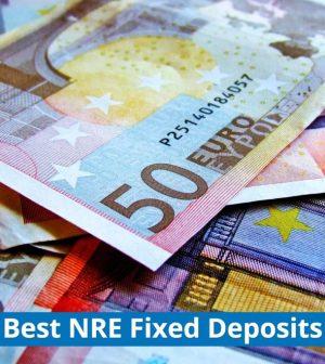 NRE fixed deposits