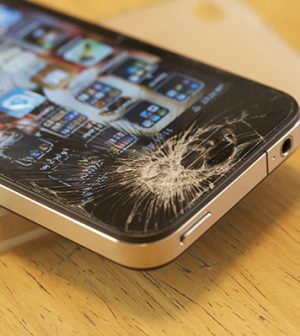 iPhone needs to be repaired