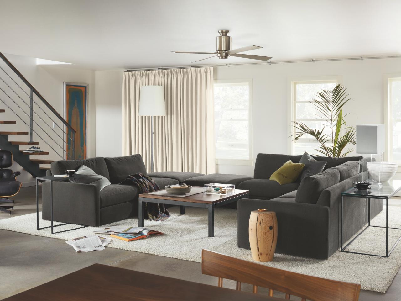 Design and Layout a Small Living Room
