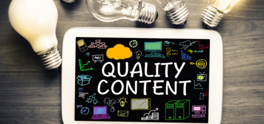 Write Quality Content for Your Website