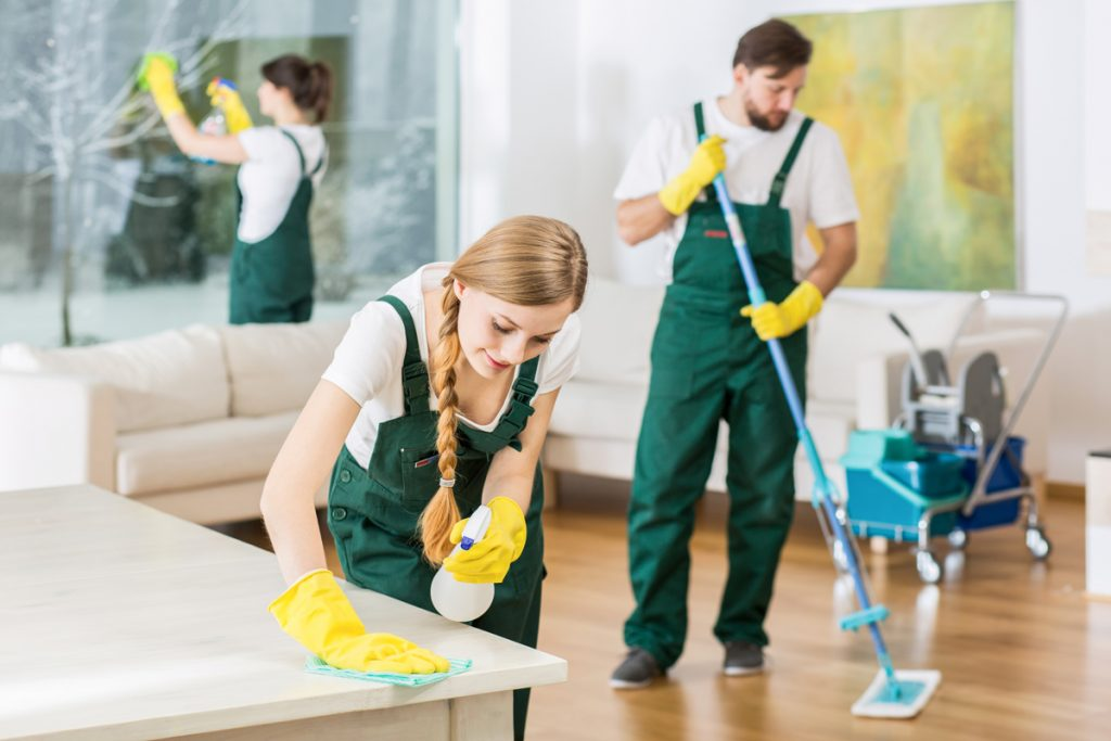 Benefits Of Housekeeping Services