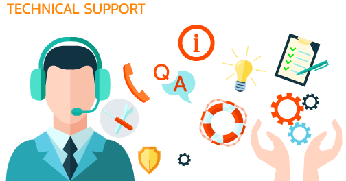 Outsourced Technical Support