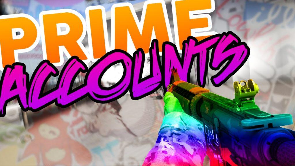 cheap CSGO Prime Accounts