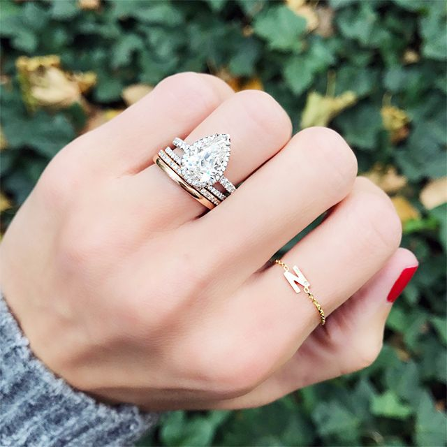 Girl With the Perfect Ring