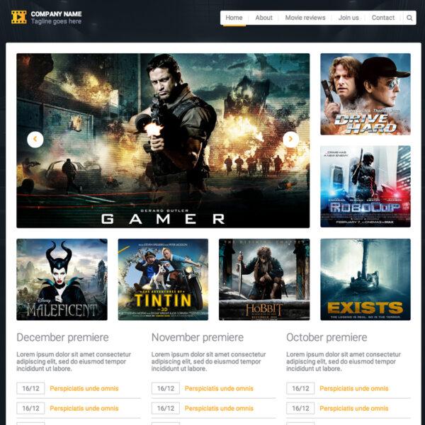 Movie review websites