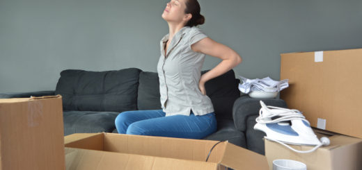Stay Healthy While Moving