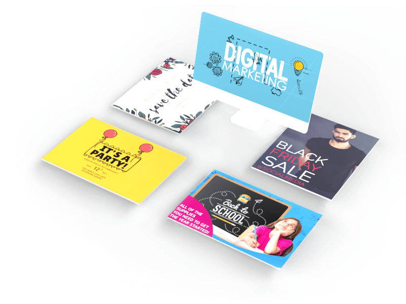 Creating Promotional Banners for Events