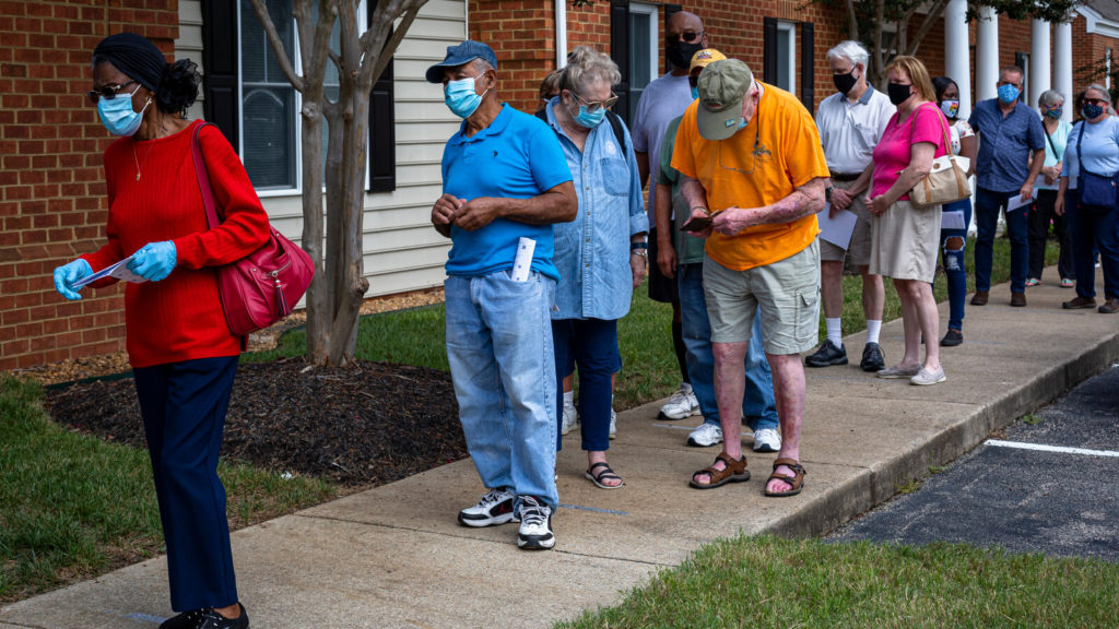How Seniors Can Vote Safely This November