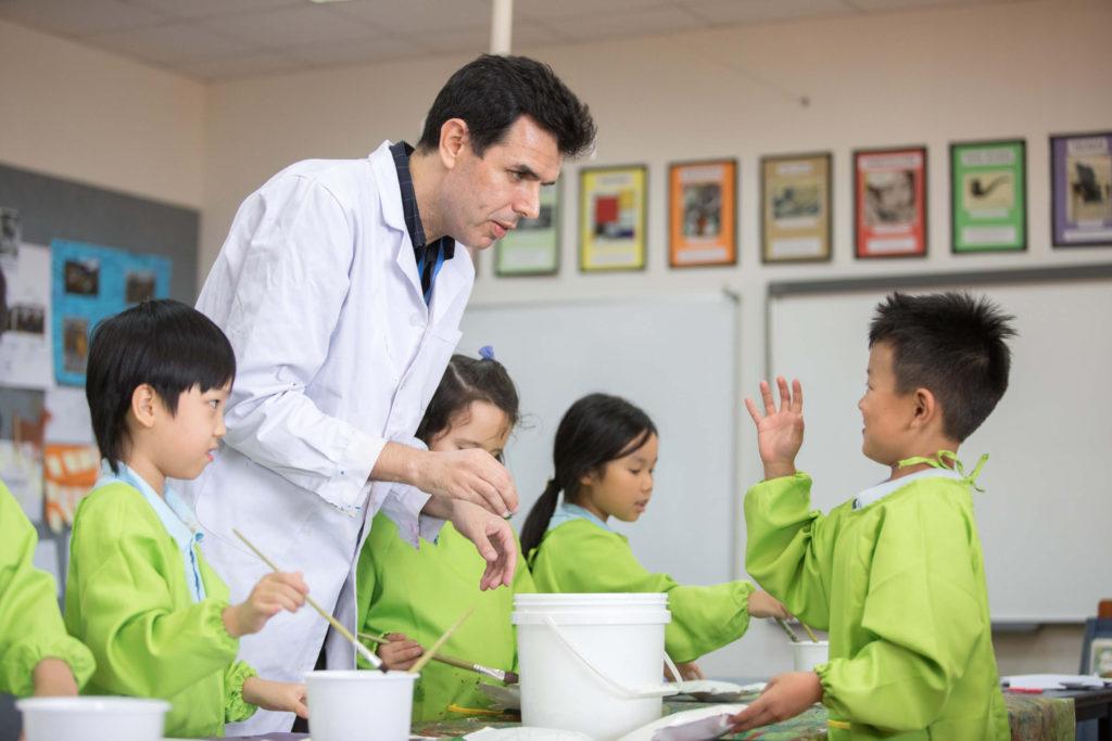 Yin and Yang of Raising Kids in Shanghai
