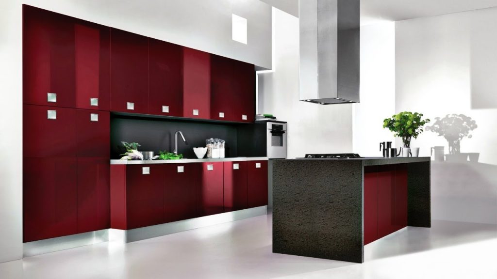 Designing a Modular kitchen