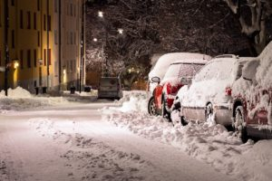 SUV for Canada's Winter