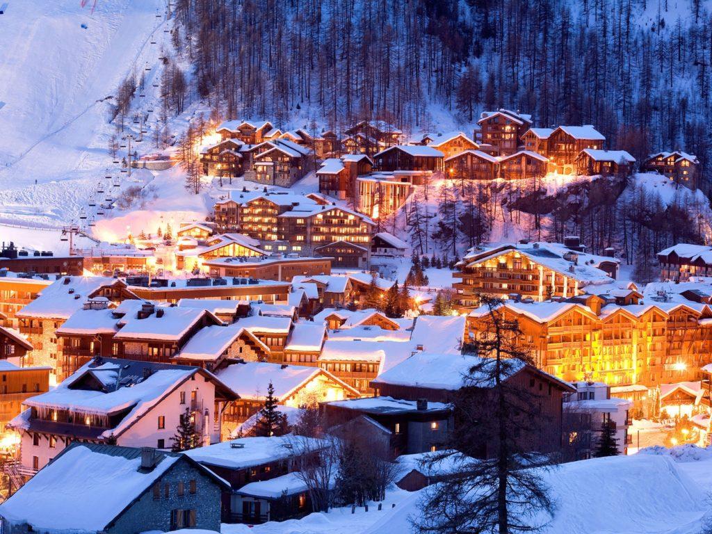 European Winter Resorts